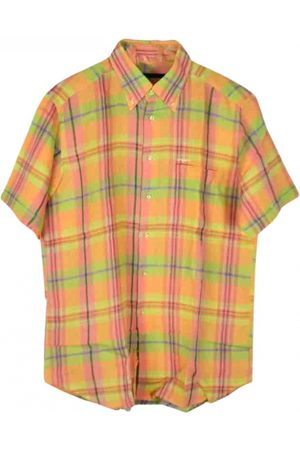 Emanuel Ungaro Men Shirts - \N Linen Shirts for Men