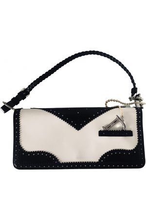 Dior Women Clutches - VINTAGE \N Patent leather Clutch Bag for Women