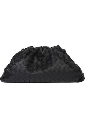 Bottega Veneta Women Clutches - The Pouch Leather Clutch Bag for Women