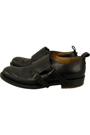 VALENTINO GARAVANI Men Boots - \N Leather Boots for Men