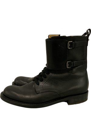 VALENTINO GARAVANI Men Boots - Leather Boots