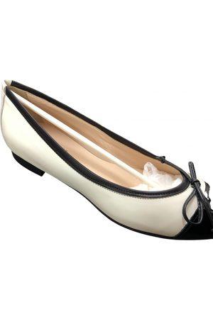 & OTHER STORIES Women Ballerinas - & Stories \N Leather Ballet flats for Women