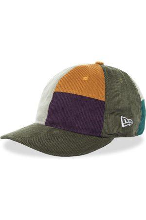 New Era Men Caps - 9Fifty Patchwork Cord Snap Back Cap