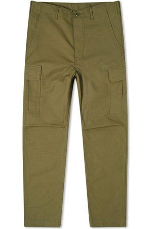ORSLOW Men Cargo Pants - 6 Pocket Cargo Pant