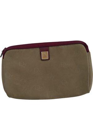 Dior Women Clutches - VINTAGE \N Cloth Clutch Bag for Women