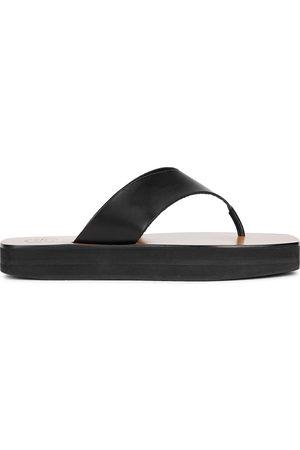 ATP Atelier Melitto 25 leather flatform sandals