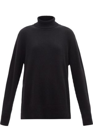The Row Women Turtlenecks - Stepny Wool-blend Roll-neck Sweater - Womens