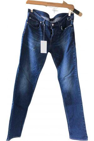 Zadig & Voltaire Men Jeans - Spring Summer 2020 Cotton Jeans for Men