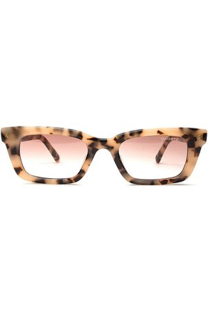 MACHETE Women Sunglasses - Ruby Sunglasses in Blonde Tortoise
