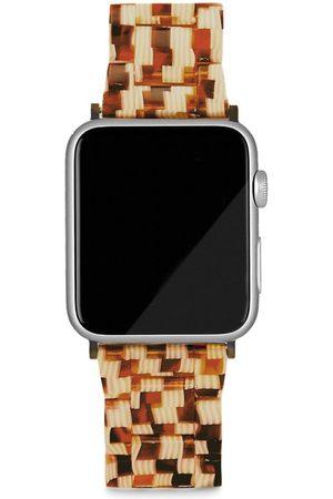 Machete Women Watches - Apple Watch Band in Tortoise Checker