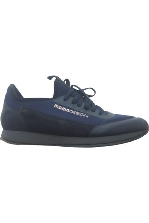 Momo \N Leather Lace ups for Men