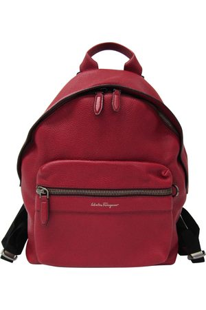 Salvatore Ferragamo \N Leather Backpack for Women