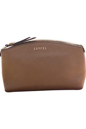LANCEL Women Clutches - \N Leather Clutch Bag for Women