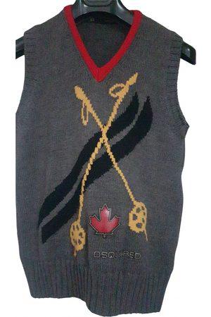 Dsquared2 Wool Knitwear & Sweatshirts