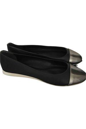 Jil Sander \N Leather Ballet flats for Women