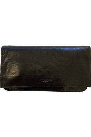 Rochas Women Clutches - \N Leather Clutch Bag for Women