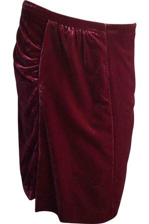Anthropologie Women Skirts - \N Velvet Skirt for Women