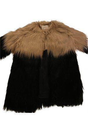 Jucca Women Coats - Faux fur Coats