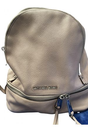 Michael Kors Rhea Leather Backpack for Women