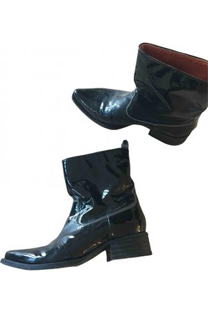 Acne Studios \N Leather Boots for Women