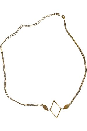 Lili Claspe \N plated Necklace for Women