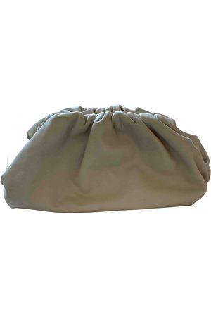 Bottega Veneta The Pouch Leather Clutch Bag for Women