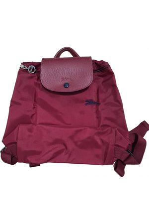 Longchamp Pliage Cloth Backpack for Women