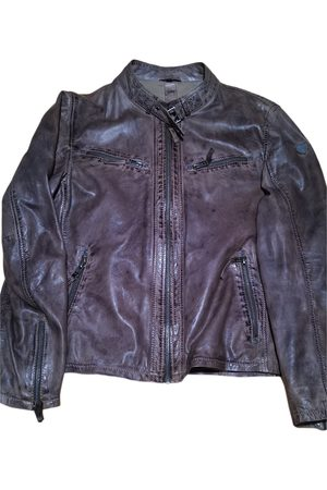 Spell & The Gypsy Collective \N Leather Jacket for Men