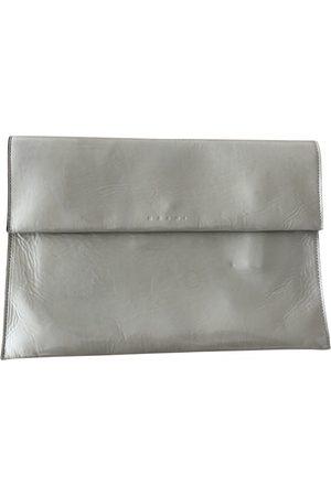 Marni \N Leather Clutch Bag for Women