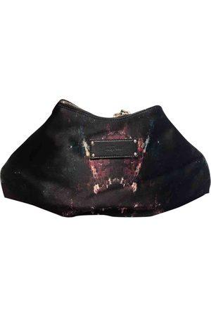 Alexander McQueen Manta Cloth Clutch Bag for Women