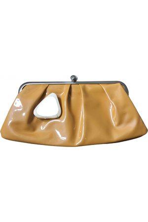 Marni VINTAGE \N Leather Clutch Bag for Women