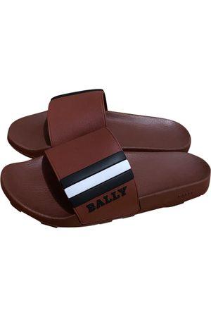 Bally \N Rubber Sandals for Men