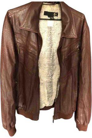 Roberto Cavalli \N Leather Jacket for Men