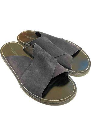 DRIES VAN NOTEN \N Leather Sandals for Men