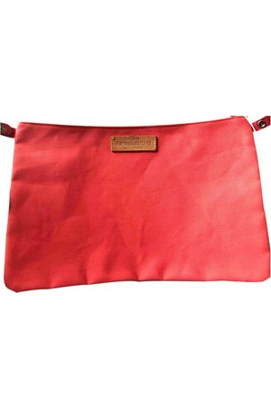 Vanessa Bruno Cabas Cloth Clutch Bag for Women