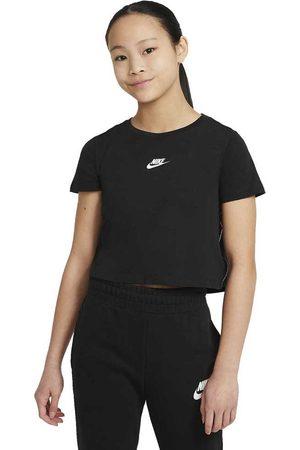 Nike Sportswear Repeat Crop L Black / White