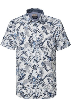 Petrol Industries Men Shirts - 1010-sis4030 XXXL Chalk
