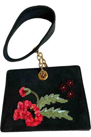 JITROIS \N Suede Clutch Bag for Women