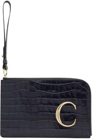 Chloé C Belt Bag Leather Clutch Bag for Women