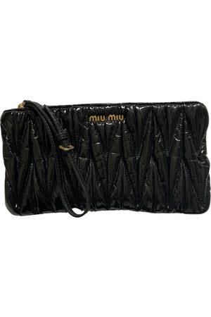 adidas Matelassé Patent leather Clutch Bag for Women
