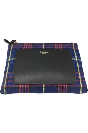 MULBERRY \N Cotton Clutch Bag for Women