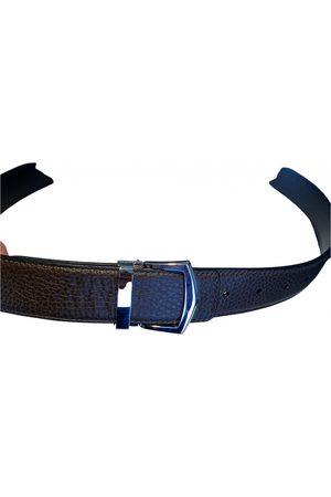 PATEK PHILIPPE Men Belts - \N Leather Belt for Men