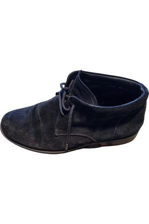 Cacharel Suede Boots