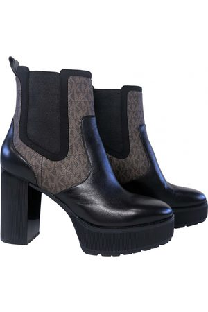 adidas Women Ankle Boots - \N Leather Ankle boots for Women