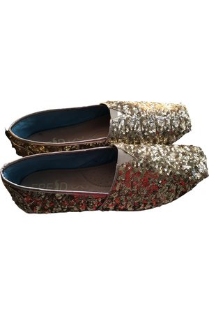 Fred Women Ballerinas - \N Leather Ballet flats for Women