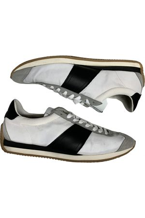 Sandro \N Cloth Trainers for Men