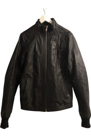 adidas Men Leather Jackets - \N Leather Jacket for Men