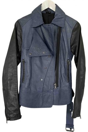 Edun \N Leather Jacket for Women