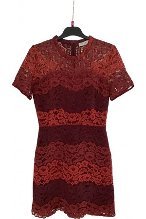 Sandro Spring Summer 2021 Lace Dress for Women