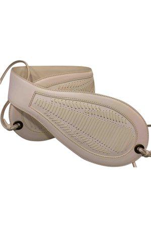 Loewe \N Leather Belt for Women